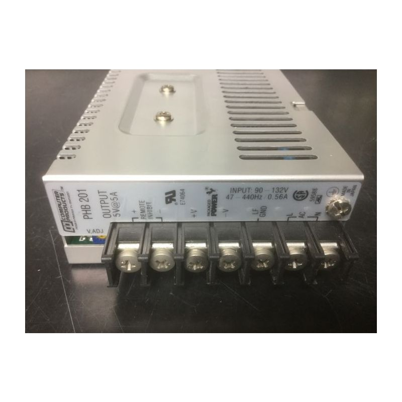Computer Products PHB 201 5V@5A Power supply : TESTED
